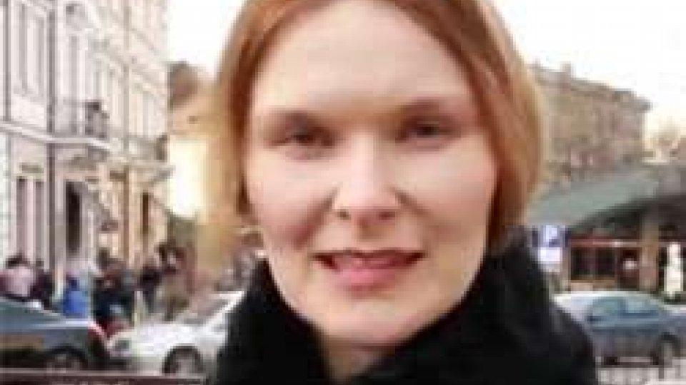 Viktoria PolishchukUcraina: la corrispondenza di questa settimana di Viktoria Polishchuk