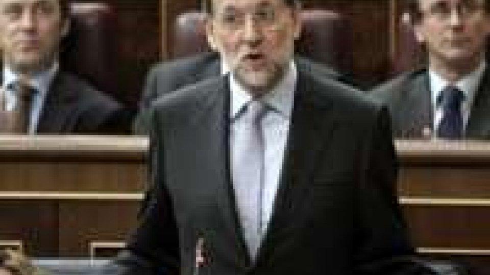 """Rajoy, ministro spagnolo: """"Europa preoccupata dopo voto in Francia e Grecia"""""""