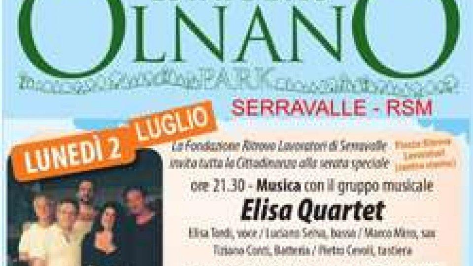 Centro Sant'Andrea: Al via OLNANO ESTATE PARK a Serravalle