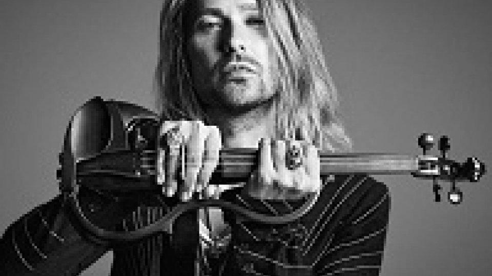 David Garrett, violino rock in palasport