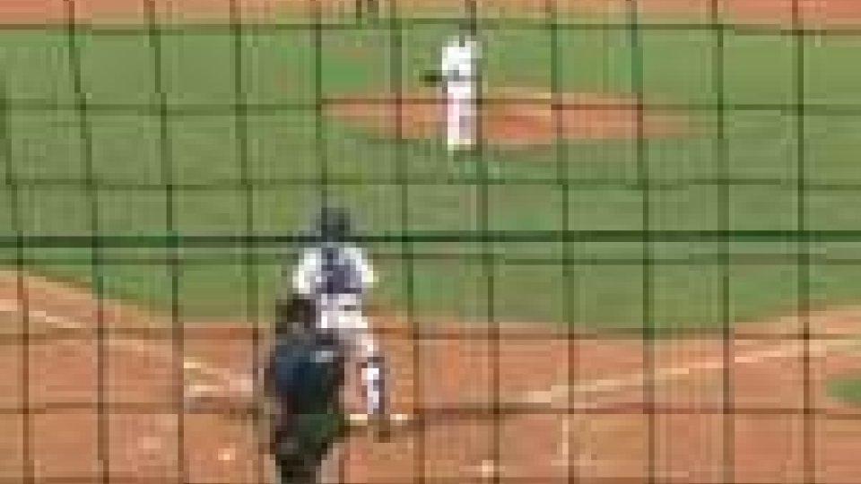 Baseball, finali scudetto: gli orari su SMtv San Marino