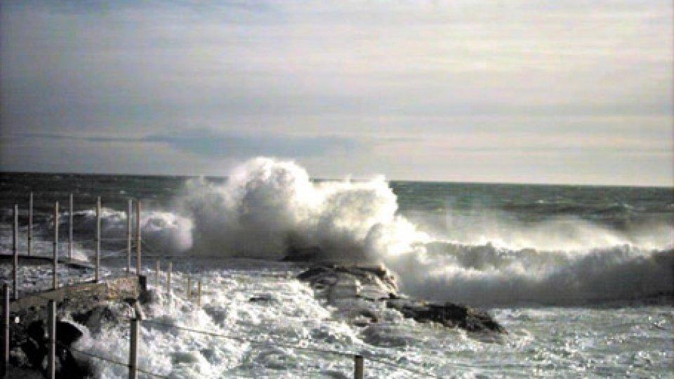 Freddo e vento forte: allerta meteo sulla costa romagnola