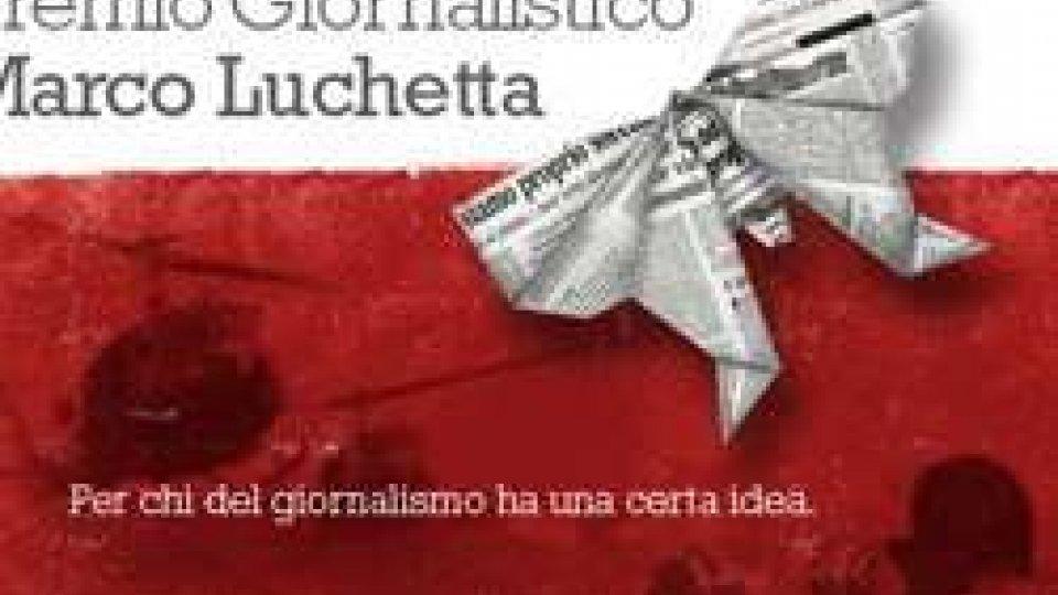 """Pubblicato il bando per il Premio """"Marco Luchetta"""""""