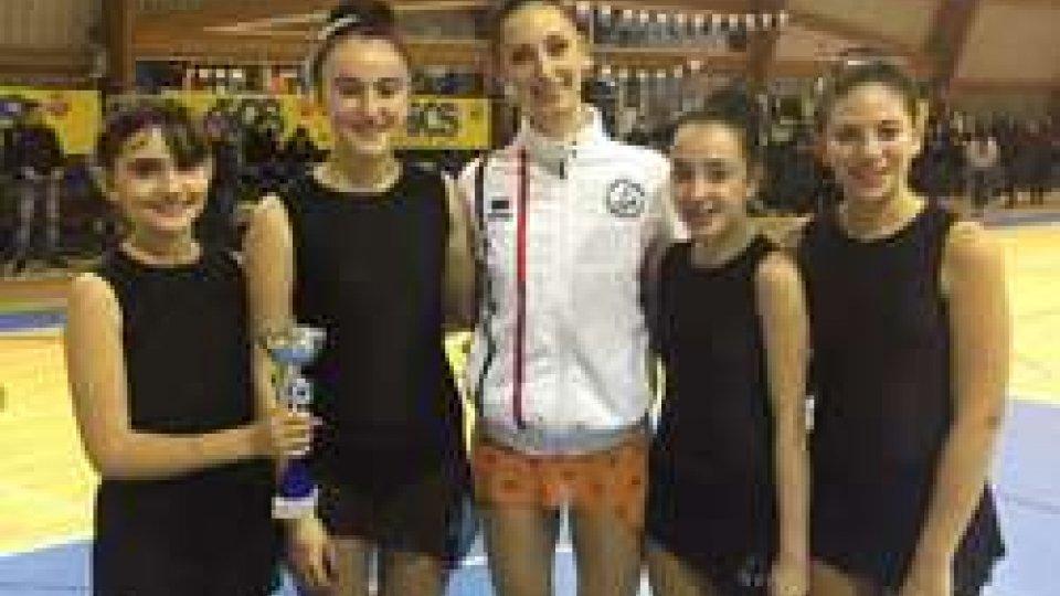 """Trionfo sammarinese del quartetto Skate Stars al trofeo """"Città di Bondeno"""""""