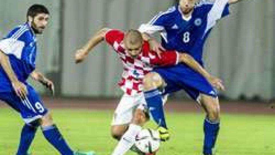 U21: San Marino - Croazia 0-3