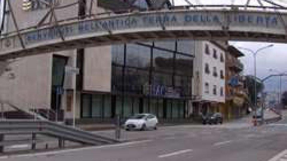 """L'ingresso di San Marino al confineIl Presidente Andrea Gnassi a San Marino: """"Basta polemiche, collaboriamo"""""""