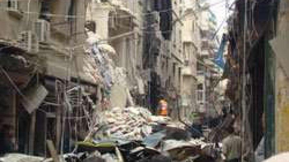 Fondazione Solidarietà: raccolta fondi per Aleppo