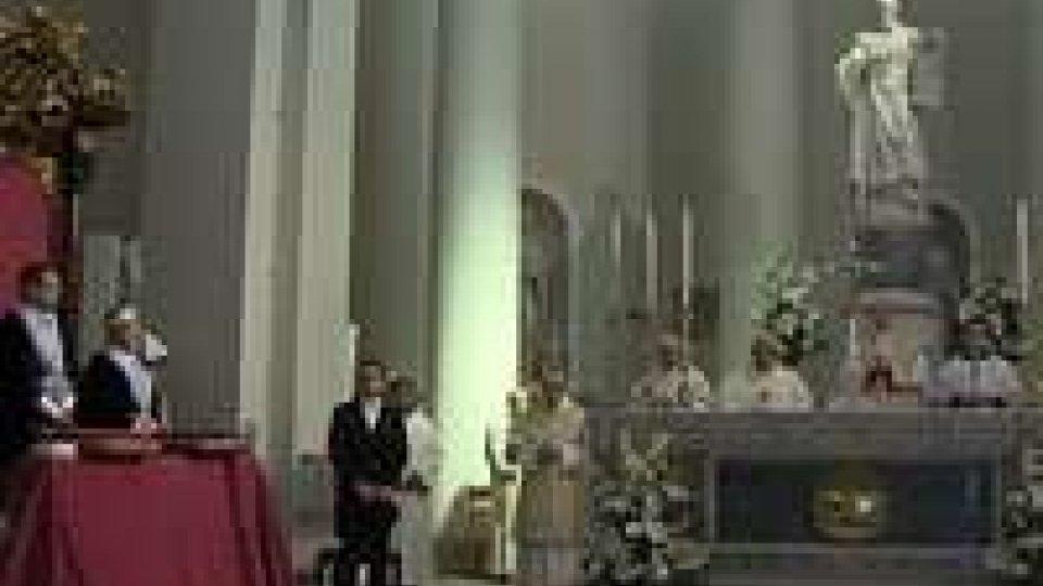 San Marino: il Paese celebra il Corpus DominiSan Marino: il Paese celebra il Corpus Domini