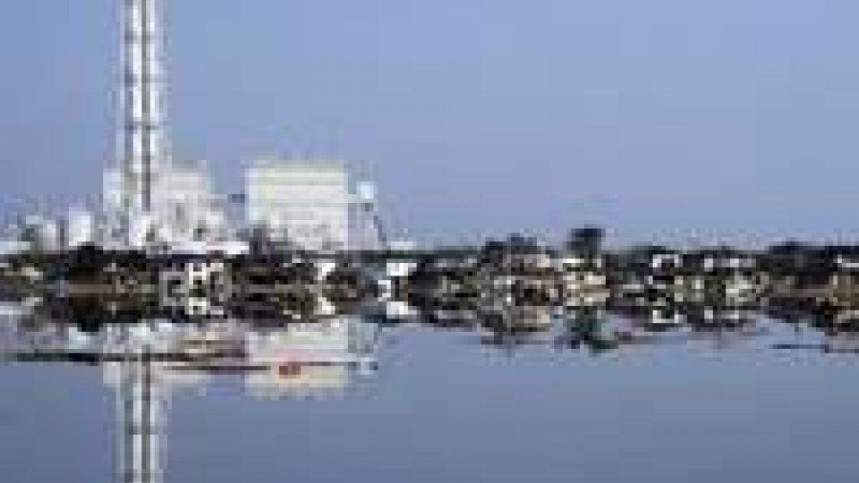 Fakushima: acqua contaminata