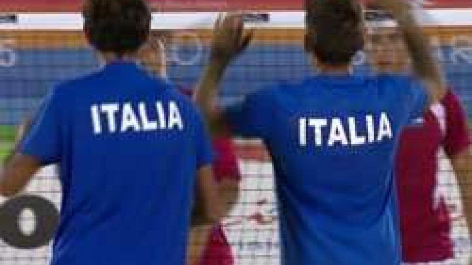 Pescara 2015: Beach Tennis doppio maschile. Italia vince ma non stravince