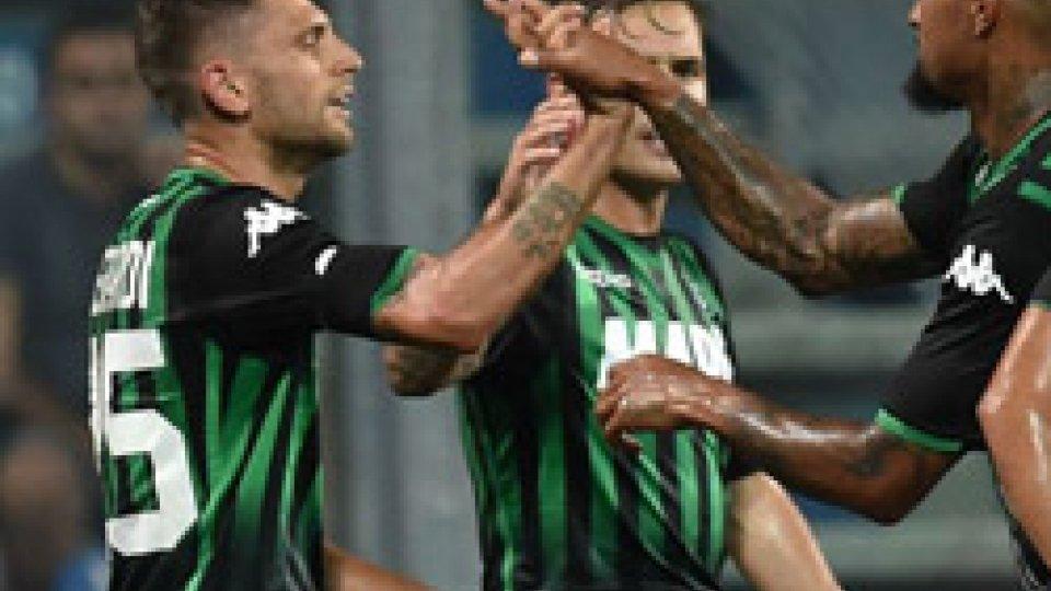 Serie A: passo falso Inter, basta il rigore di Berardi - Le dichiarazioni di Spalletti