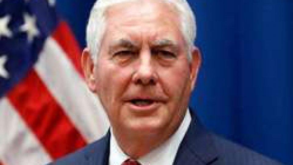 """Rex TillersonUSA: Trump """"silura"""" Tillerson. Il nuovo Segretario di Stato è Mike Pompeo"""