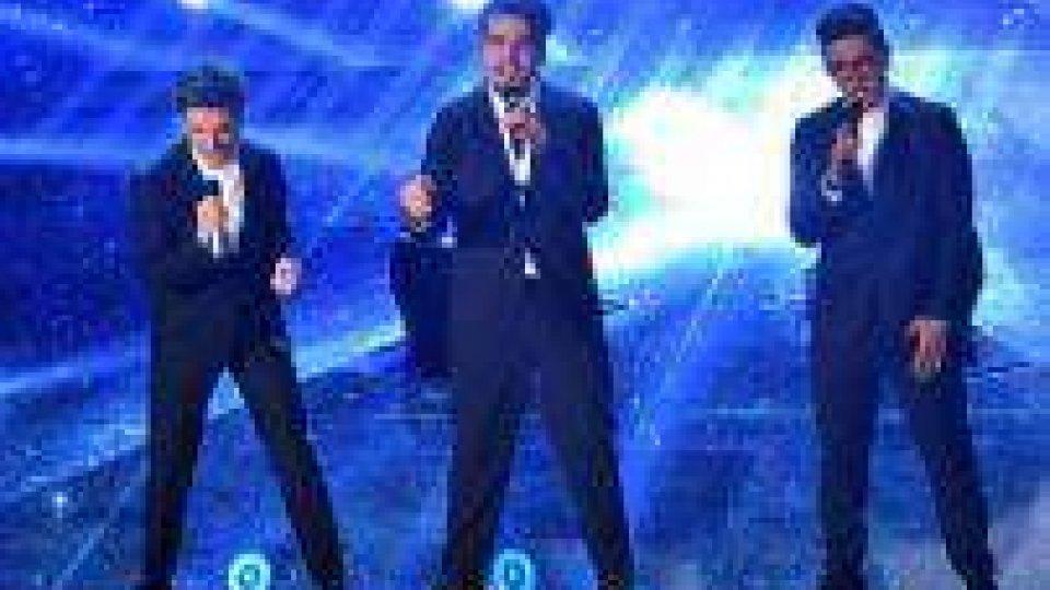Sanremo, vince Il Volo con il brano Grande amore.