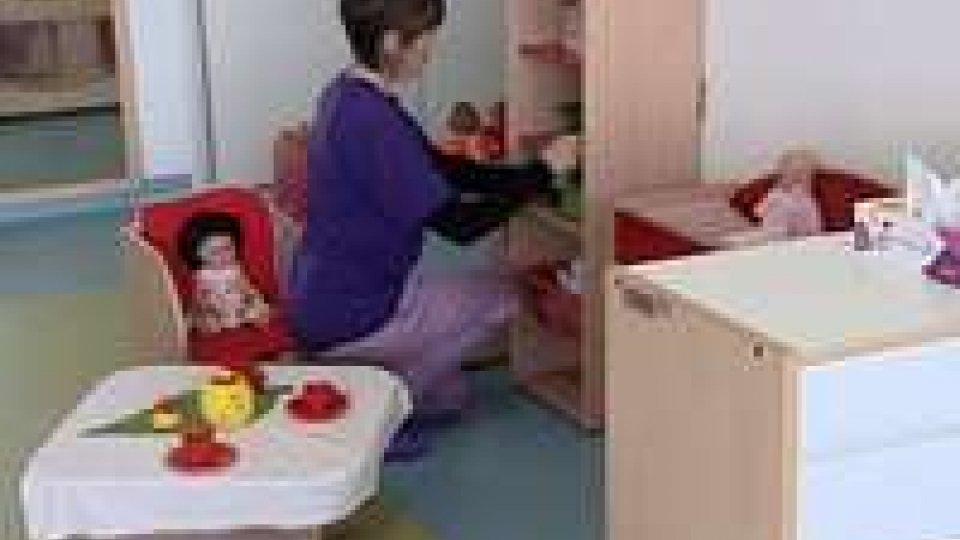 L'asilo di Falciano apre con 30 bambiniL'asilo di Falciano ha aperto con 30 bambini