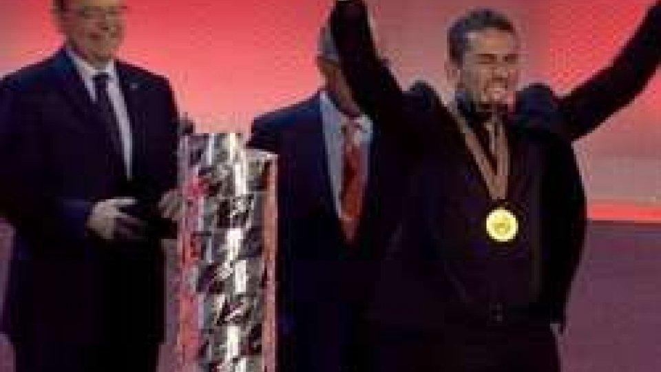 FIM Awards: Valentino diserta la premiazione