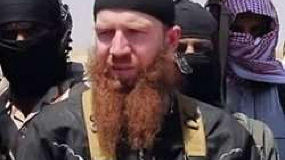 Iraq, ucciso Omar 'il ceceno', braccio destro di al Baghdadi