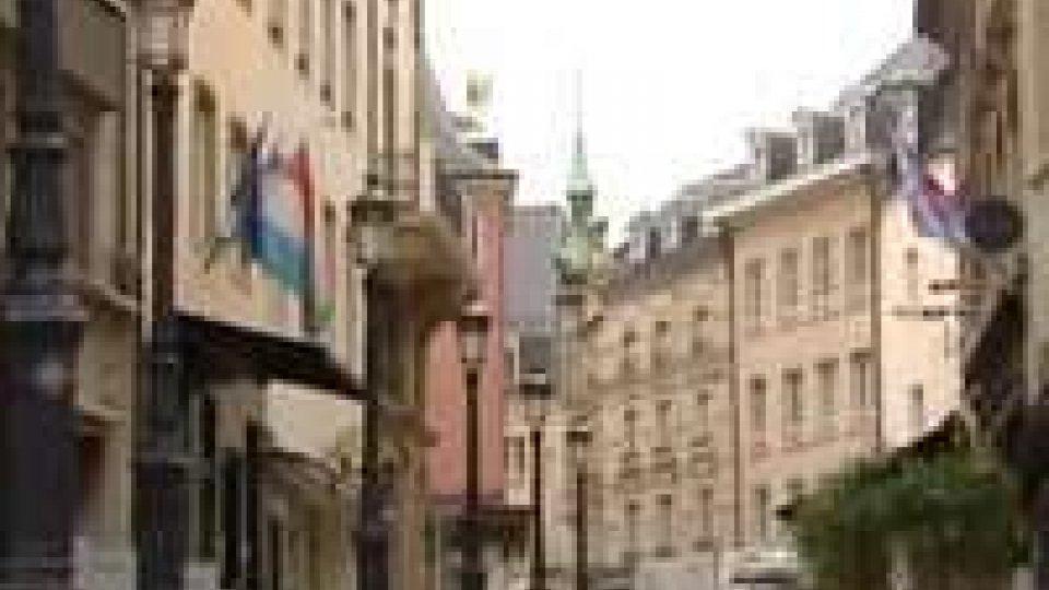 Lussemburgo 2013, la cartolina del GranducatoLussemburgo 2013, la cartolina del Granducato