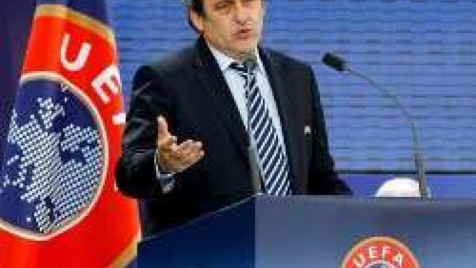 """UEFA con Platini: """"Sentenza entro metà novembre""""UEFA con Platini: """"Sentenza entro metà novembre"""""""