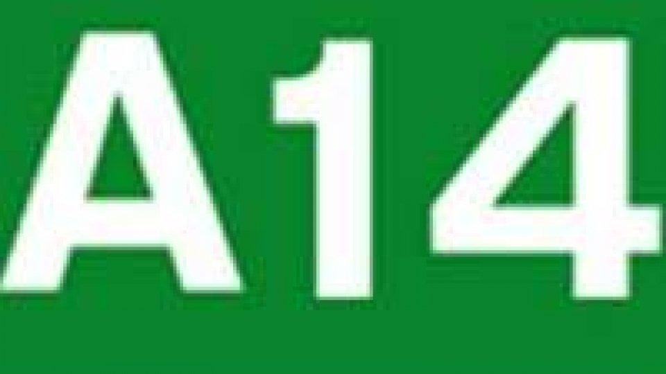 A14: mercoledì chiuso tratto Rimini sud - Rimini nord