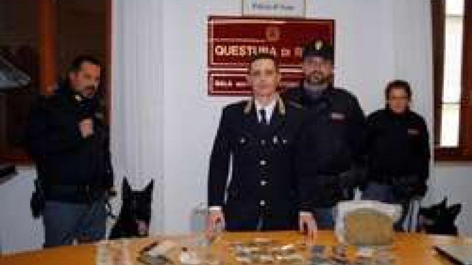 Controlli polizia a Rimini
