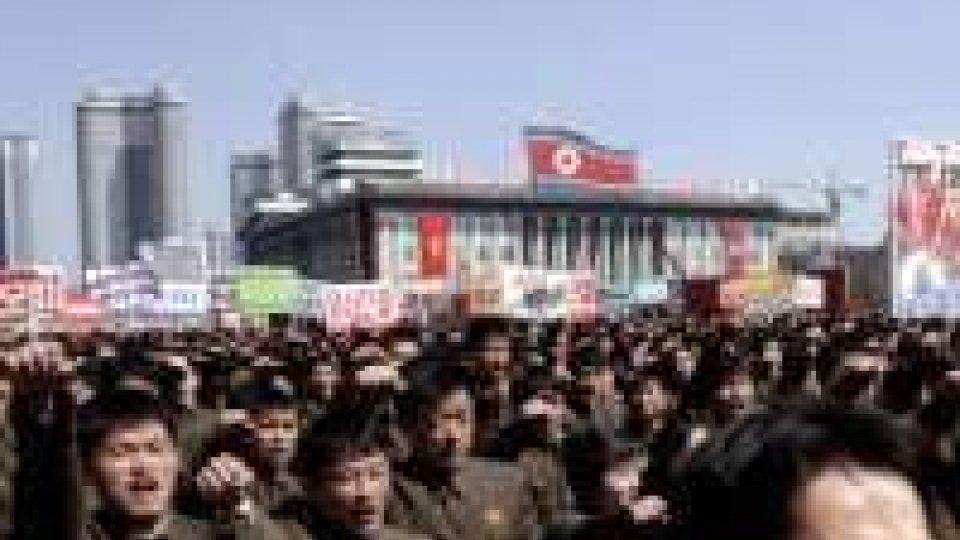 Cina blocca visto a lavoratori Corea del Nord