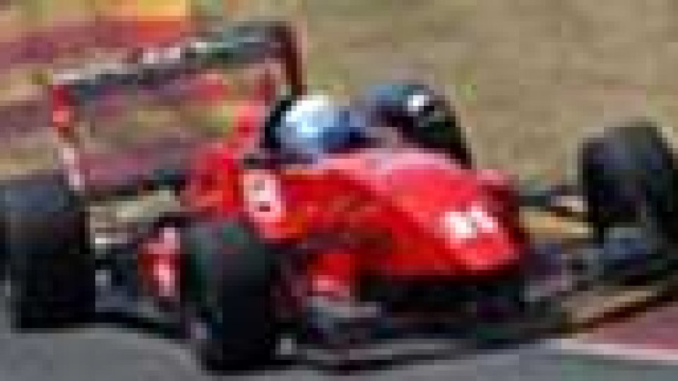Formula Tre: stop per Montanari