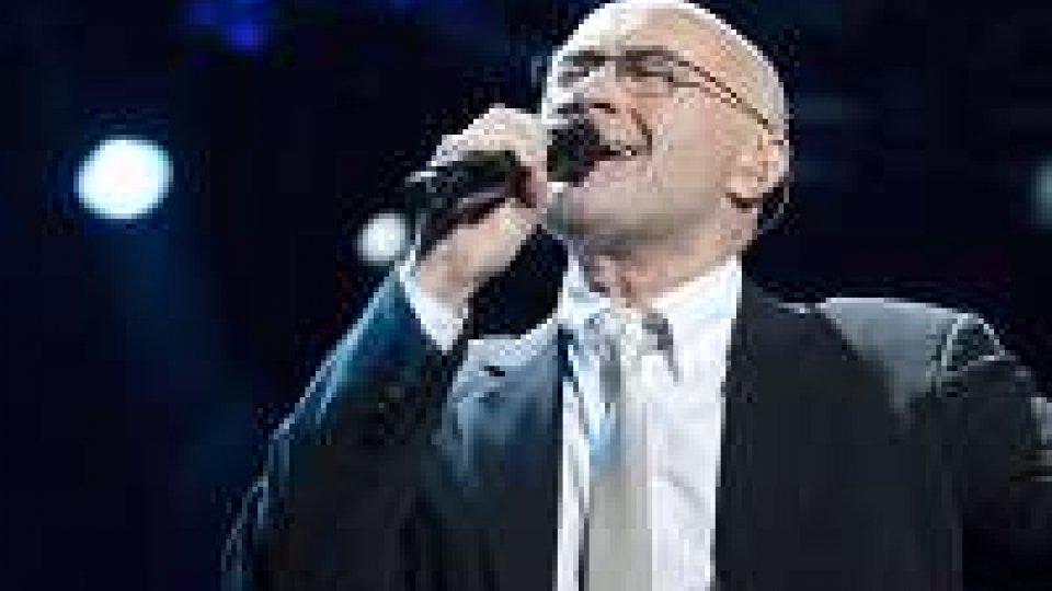 Phil Collins fermato e rilasciato a Rio de Janeiro