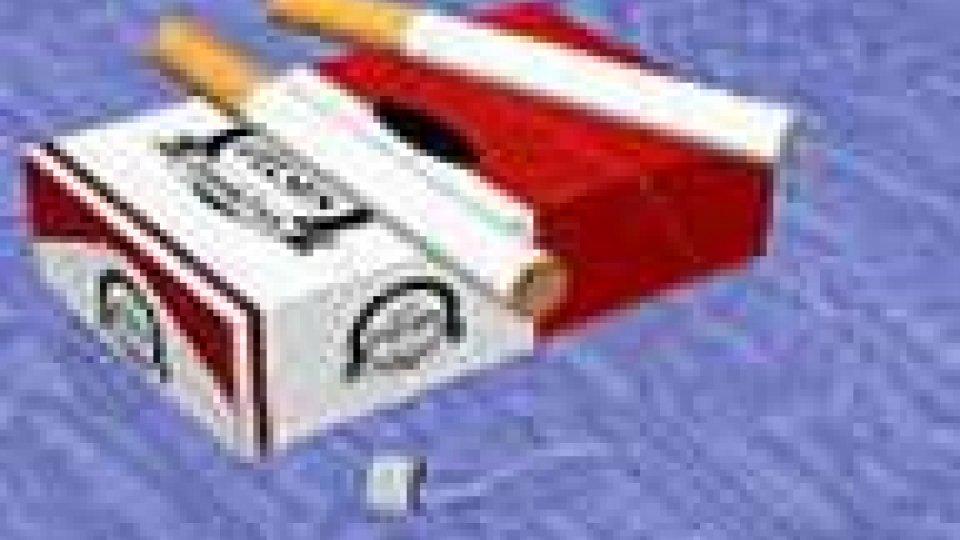 Aumento dei prezzi delle sigarette preoccupa Tabarini