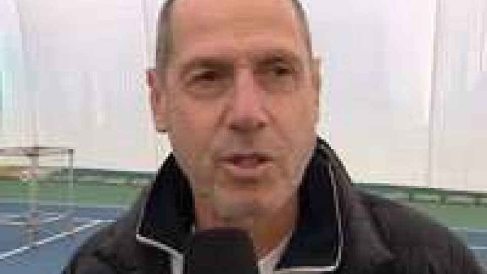 Barazzutti in visita alla San Marino Tennis AcademySan Marino: l'intervista a Barazzutti