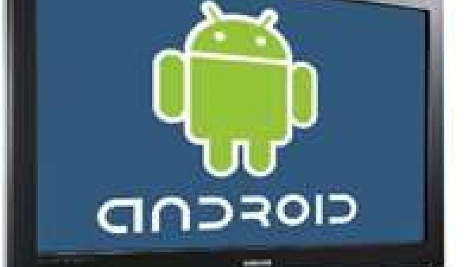 Google come Apple e Amazon, vicina al lancio di Android Tv