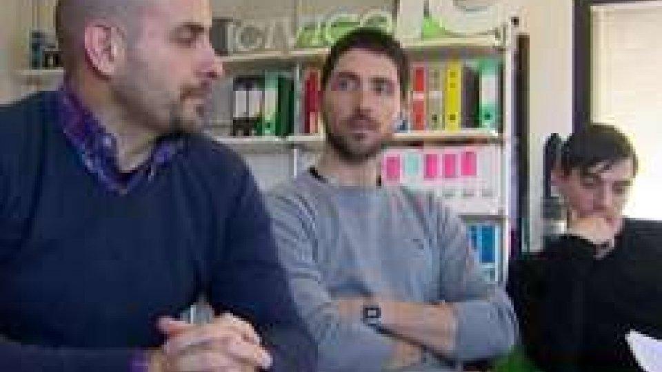 Franco Santi, Luca Santolini e Matteo CiacciCivico 10 cerca convergenze su Sviluppo e Lavoro