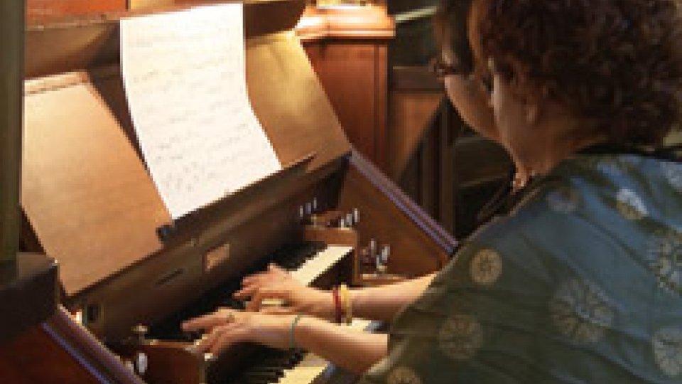Festival organistico internazionale: a Valdragone il primo dei quattro concerti