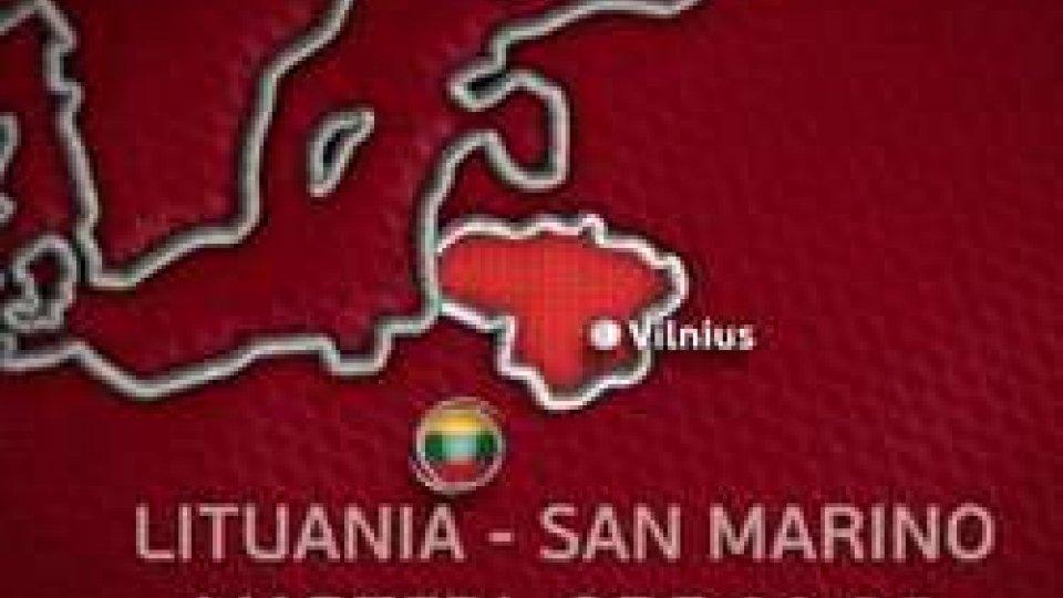 Lituania - San Marino in diretta su San Marino RtvPromo Lituania - San Marino in diretta su San Marino Rtv