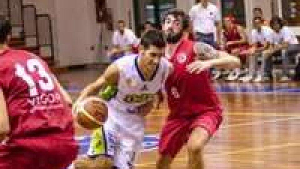 DNC: Dado RSM – G. Scirea Bertinoro 48 – 76Basket: Dado-Scirea 48–76
