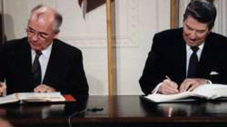 1 giugno 1988: primo passo di distensione tra USA e URSS