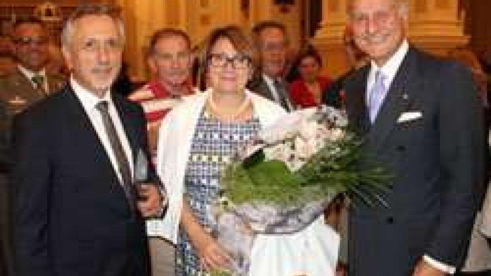 Il Segretario Valentini alla commemorazione di De Gasperi