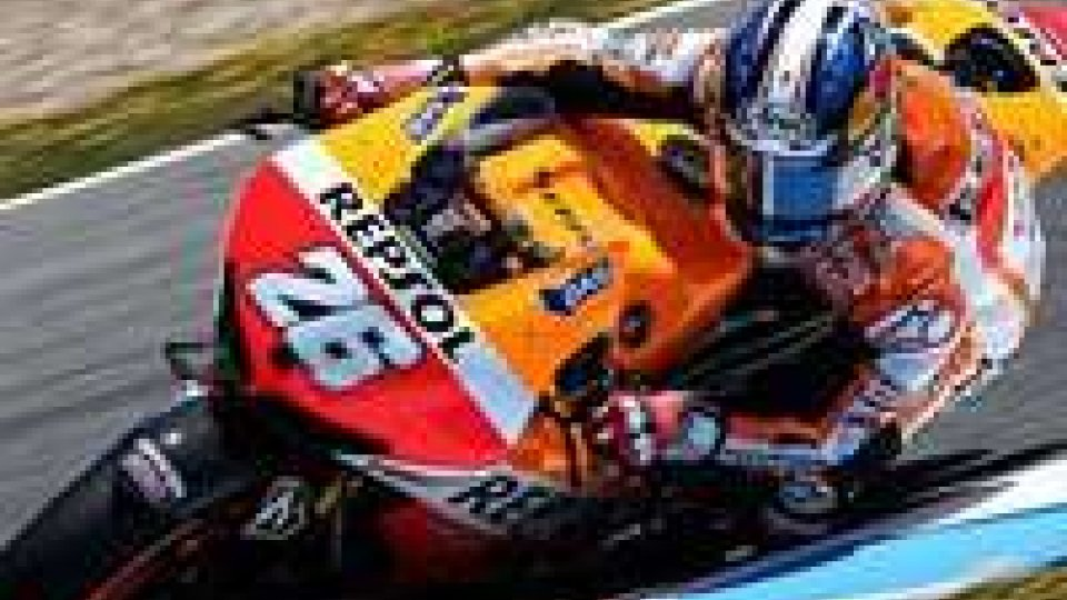Motogp: Pedrosa vince a Jerez