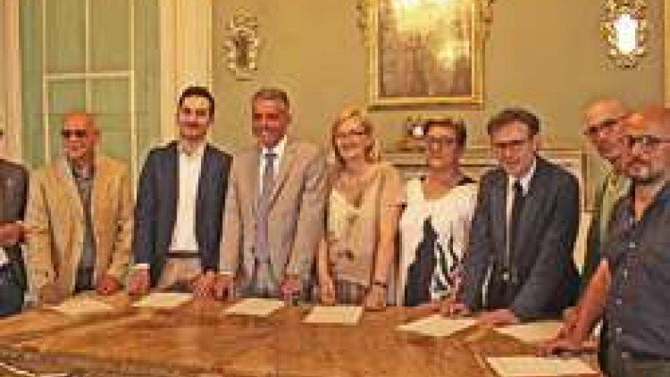 """Rimini aderisce al protocollo d'intesa fra i sette Comuni della Romagna """"leonardiana"""""""