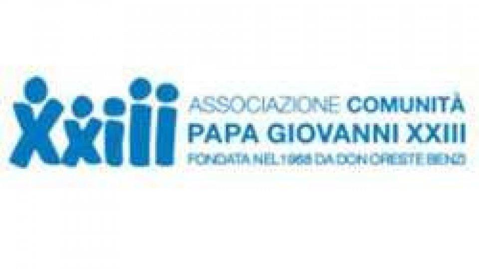 """Comunità Papa Giovanni XXIII: """"A Francesco il formaggio del perdono"""""""