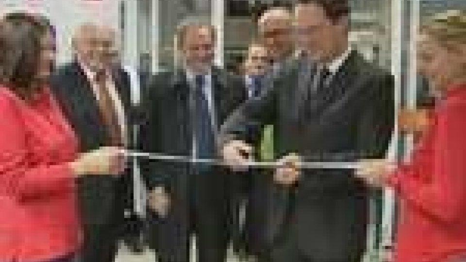 Serravalle, inaugurato nuovo piano al Conad