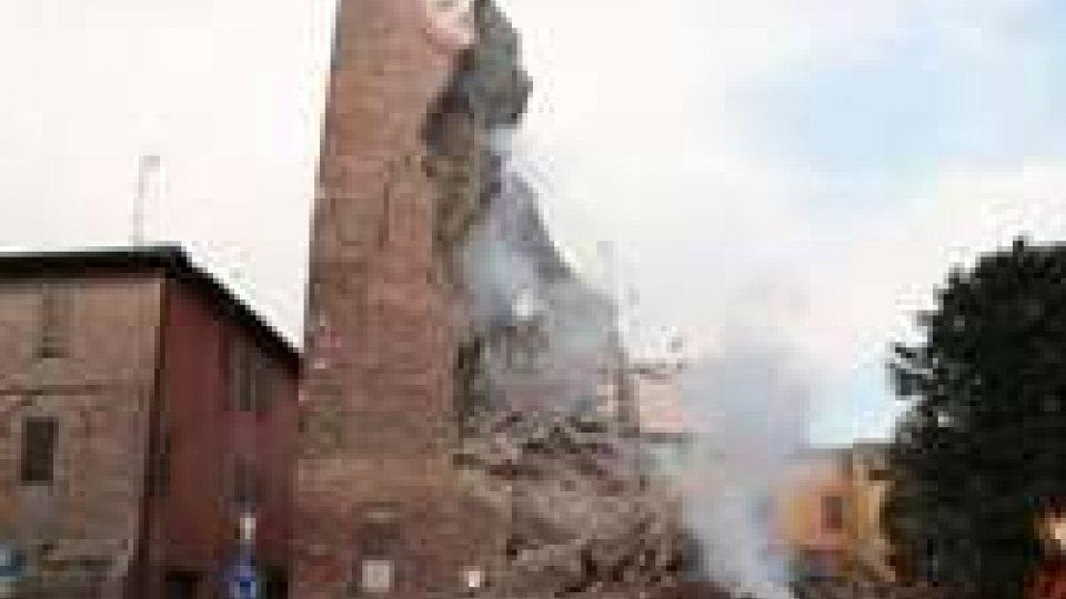 Il sisma dell'Emilia Romagna terza catastrofe naturale del 2012