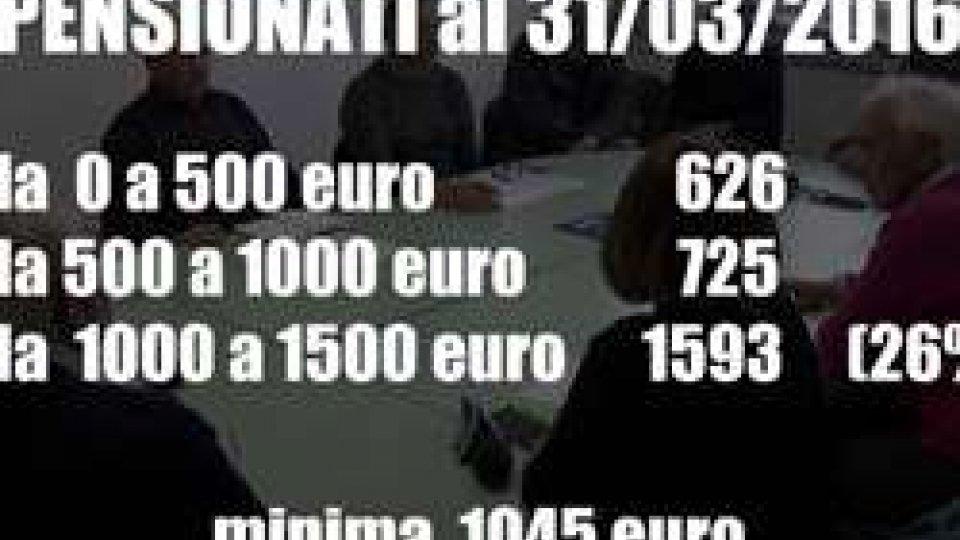 direttivo pensionatiAssestamento bilancio: pensionati sammarinesi pronti a mobilitazione