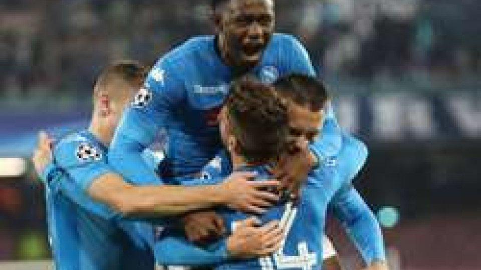 Champions, Napoli-Shakhtar 3-0Champions, Napoli-Shakhtar 3-0. La conferenza stampa di Sarri