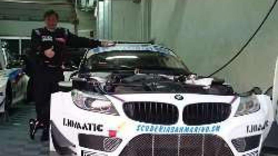 Coppa GT Italia: Valli in prima fila a Imola