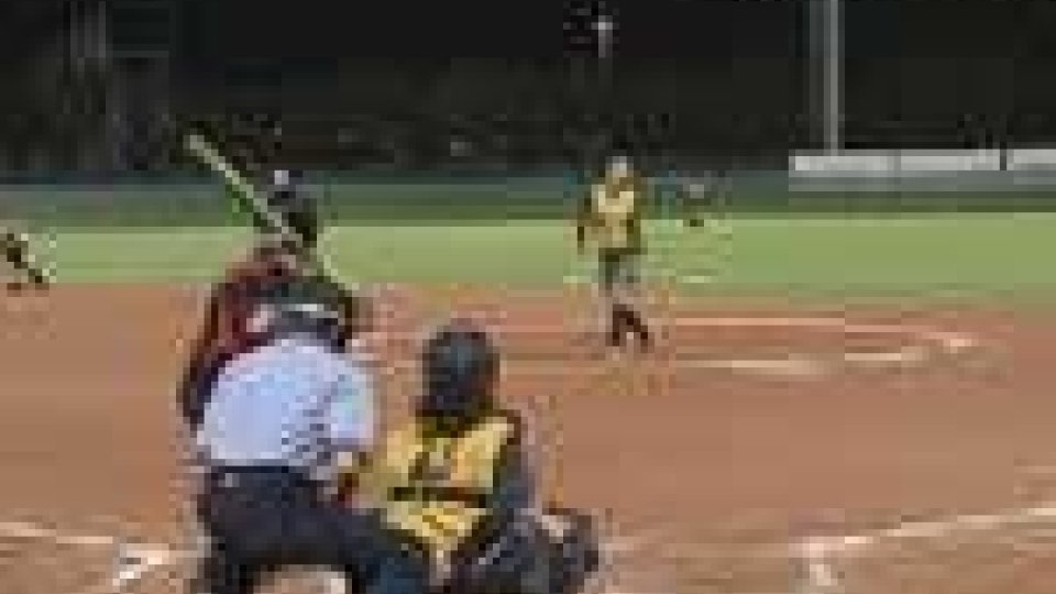 Softball: sconfitte le Titano Hornets