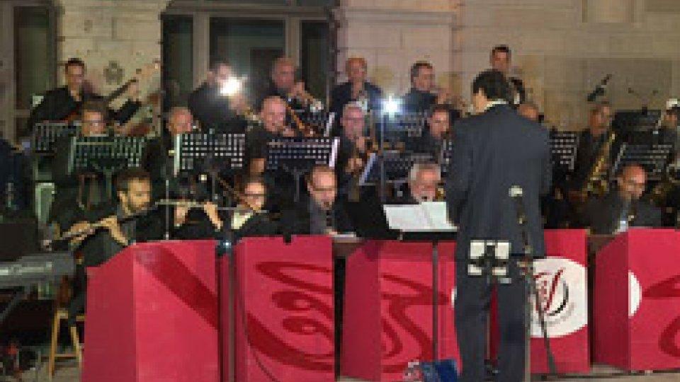 San Marino Concert BandCONCERT BAND serravallese: un successo continuato...