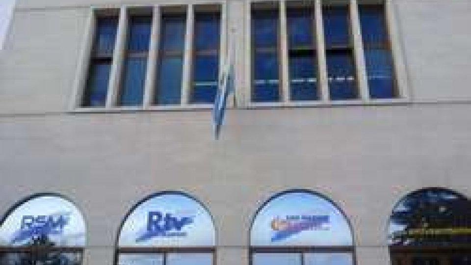 La sede di San Marino RTV