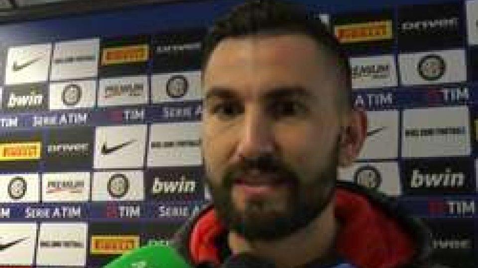 Massimo CodaInter- Benevento, Massimo Coda e il rammarico dell'occasione sprecata