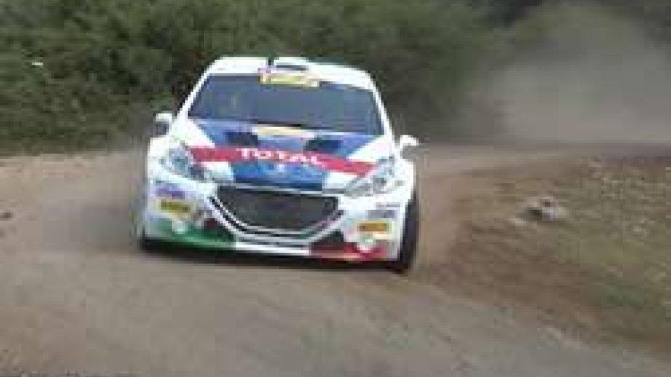 Rally del SalentoCIR, Andreucci vince il Rally del Salento e allunga in vetta al campionato italiano