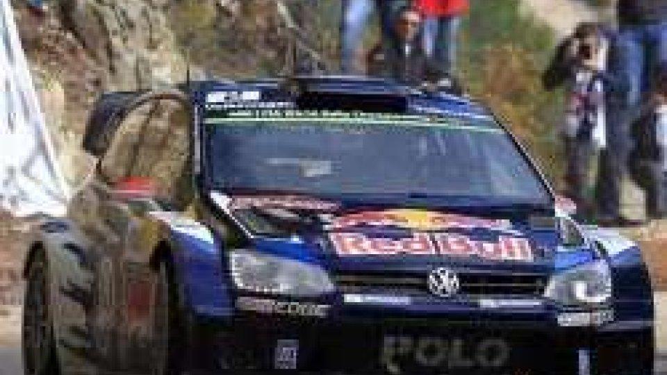 Il finlandese Jari Latvala ha vinto il Rally della Corsica